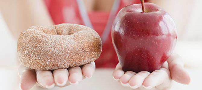 Açúcar ou fruta, o que comer?