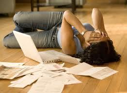 Dificuldades no estudo