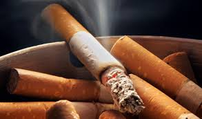 Fumar e o vício do tabaco