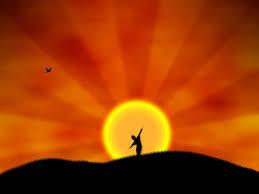 saudação ao sol l